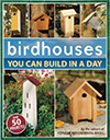 Birdhouses You Can Build in a Day by the editors of Popular Woodworking Books